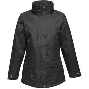 Professional  Darby Iii Waterproof Insulated Jacket Navy Black  Women's Jacket In Black. S, Black
