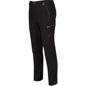 Regatta  Highton Multi Pocket Walking Trousers Black  Men's Trousers In Black. Sizes Avail, Black