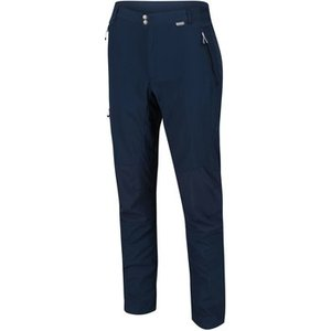 Regatta  Sungari Ii Walking Trousers Blue  Men's Trousers In Blue. Sizes Available:uk 32,u, Blue