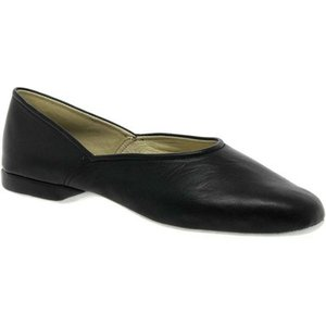 Relax Slippers  Grecian Mens Leather Slippers  Men's Slip-ons (shoes) In Black. Sizes Avai, Black