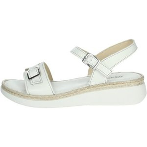 Riposella  16204  Women's Sandals In White. Sizes Available:4,6,7, White