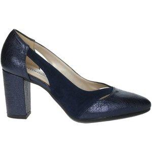 Romagnoli  B9e1701  Women's Court Shoes In Blue. Sizes Available:3,4,5,7,7.5,2.5 Kid, Blue