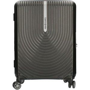 Samsonite  B245132800  Men's Hard Suitcase In Black. Sizes Available:one Size, Black