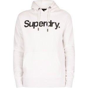 Superdry  Cl Ns Hoodie  Men's Sweatshirt In White. Sizes Available:uk Xs,uk S,uk M,uk L,uk, White