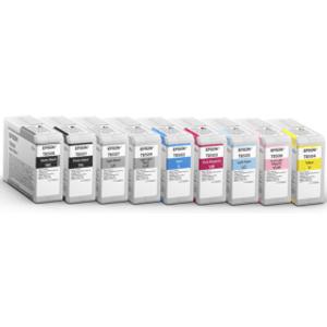 Epson T850 (pbk/c/m/y/lc/lm/lbk/mbk/llbk) Original Black & Colour Ink Cartridge 9 Pack T8501/2/3/4/5/6/7/8/9 Printer Consumables