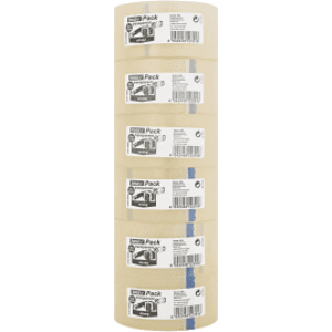 Tesa Strong Packaging Tape 50mm X 66m - Transparent (6 Rolls) 123589991833 Office Supplies