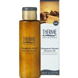 Therme Cleopatra's Secret Shimmer Oil  100ml