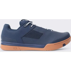 Crank Brothers Mallet Lace Clip-in Mtb Shoes Navy/silver/gum