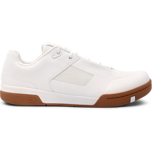 Crank Brothers Stamp Lace Flat Mtb Shoes White/gum