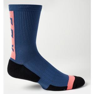 Fox Ranger 6 Inch Cushion Socks Dark Indigo