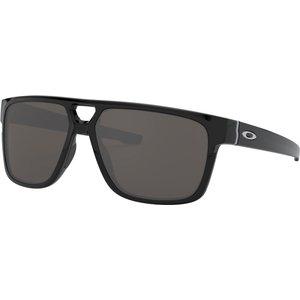 Oakley Crossrange Patch Sunglasses Polished Black/warm Grey