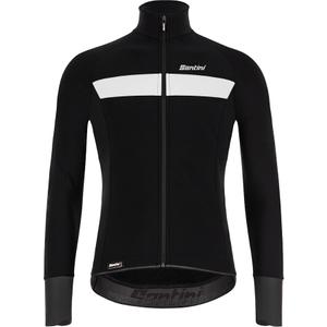 Santini Vega H20 Jacket Black