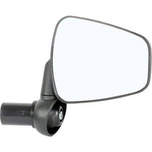 Zefal Dooback 2 Bar End Mirror Right Hand Black
