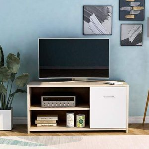 Modern Tv Unit Tv Cabinets With Shelving Wf194192aaa Furniture