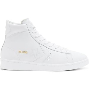 Cons Og Pro Leather High Top White Converse Uk 166810c, White