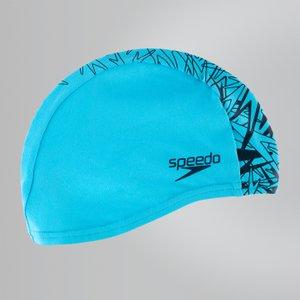 Speedo Boom End+ Cap Blue 8087728420 Onesz, Blue