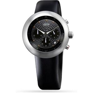 Ikepod Chronopod Black Beauty C004 Si Lb Mens Watches