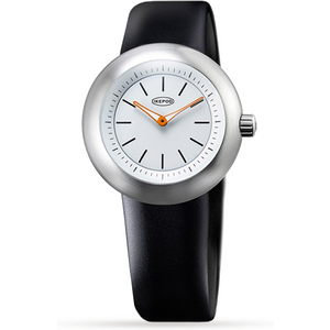 Ikepod Duopod White Lines D016 Si Lb Mens Watches