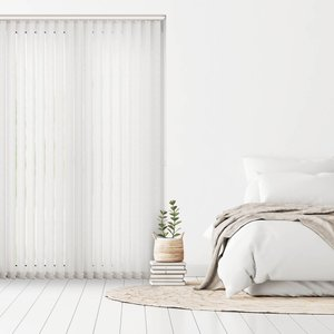 Cleo White Sdb Vso0690 Curtains & Blinds