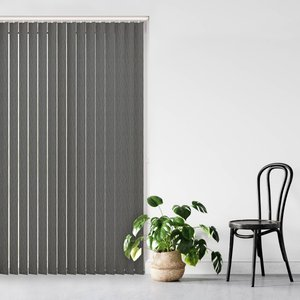 Sio Charcoal Sdb Vso1451 Curtains & Blinds