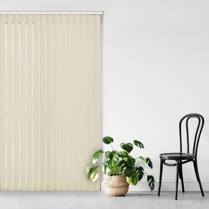 Vitra Blackout Cream Sdb Vso0427 Curtains & Blinds