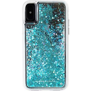 Case-mate Naked Waterfall Case - Iphone Xs - Teal Mobile Phone Accessories
