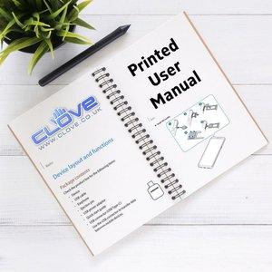 Clove Technology Doro Liberto 820 User Manual Printing Service - A4 Black And White Peripherals