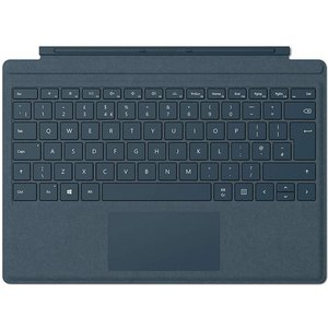 Microsoft Surface Pro Signature Type Cover - Cobalt Blue - Uk Layout Mobile Phone Accessories