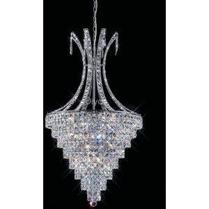 Diyas Il30049 Kanya Crystal Ceiling Pendant Light Lighting