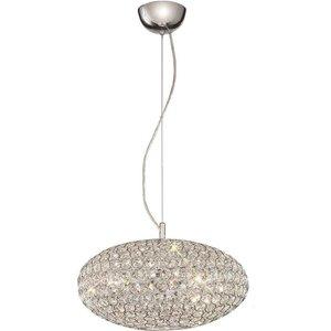 F2273/3 Milano 3 Light Crystal Pendant Light Fl2273/3 Lighting
