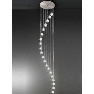 F2300/20 Fuzz 20 Light Spiral Pendant Light Fl2300/20 Lighting