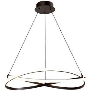 Mantra M5390 Infinity Brown Oxide Led Pendant Light - Dia: 510mm Lighting