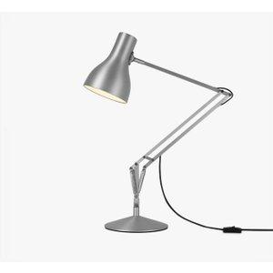 Type75 Desk Lamp Silver Lustre - 32572 Lighting