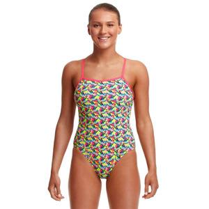 Funkita Swimwear Funkita Single Strap One Piece Swimsuit Multi, Multi