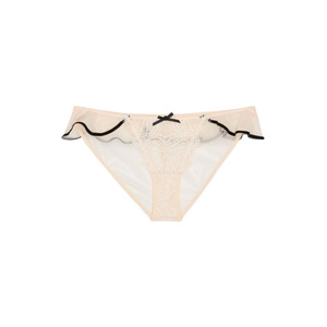 Playful Promises Monica Curve Brief Pink, Pink