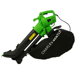 Charles Bentley Telescopic Electric Leaf Blower/vacuum With Variable Speed