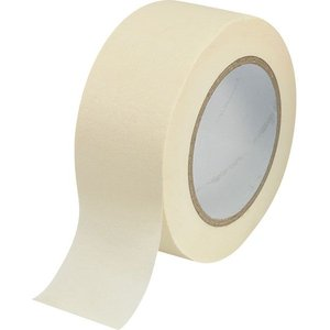 Masking Paper Tape Roll For Painting, Art, Wrapping Pack Of 6 Size - 50mm X 50m Office Supplies