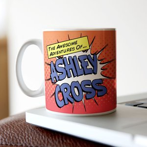 Awesome Adventures Personalised Mug Personalised Gifts