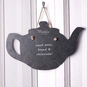 Engraved Slate Teapot Gifts