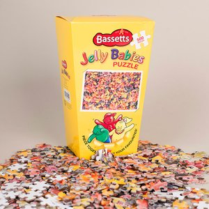 Jelly Babies Jigsaw Puzzle Gifts