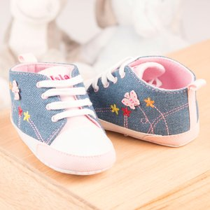 Personalised Baby Shoes - Pink Gifts