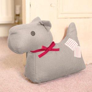 Personalised Beige Mabel Doorstop Gifts