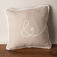 Personalised Calligraphy Cushion Personalised Gifts