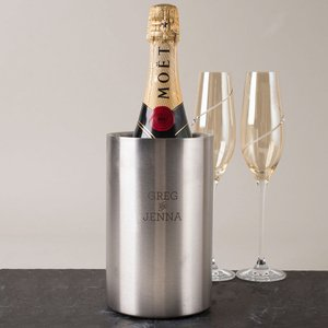 Personalised Wine Cooler Novelty Gifts