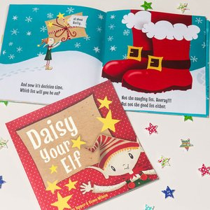 Personalised Your Elf Book Personalised Gifts