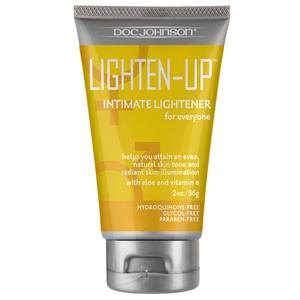 Doc Johnson Lighten Up Intimate Lightener For Everyone Skin Cream