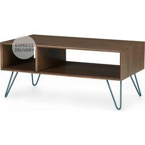 Made.com Dotty Coffee Table, Dark Stain Dark Wood, Dark wood