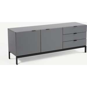 Made.com Marcell Wide Sideboard, Grey