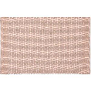 Made.com Santorini 100% Cotton Bathmat, 50x80cm, Rose Pink , Pink