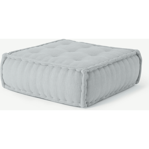 Sully Floor Cushion, Glacier Grey Furniture, Grey